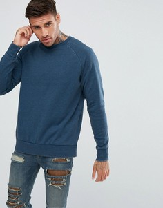 Выбеленный свитер Brave Soul - Темно-синий