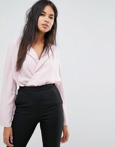Блузка с запахом Ivyrevel - Розовый
