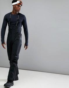 Черные горнолыжные брюки Marmot Spire Gore-Tex Bib Ski - Черный