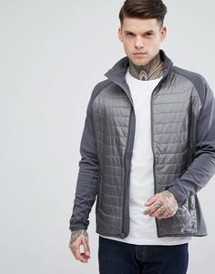Серая куртка со стеганой отделкой Marmot Variant - Серый