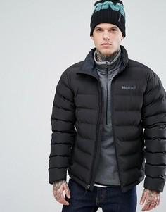 Черная дутая куртка Marmot Alassian Featherless - Черный