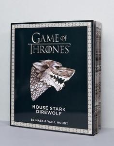 Маска и подвеска на стену Game of Thrones - Мульти Books