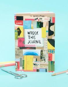 Книга Wreck This Journal - Мульти Books
