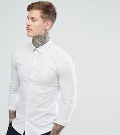 Серая облегающая рубашка Jack Wills Hinton - Серый