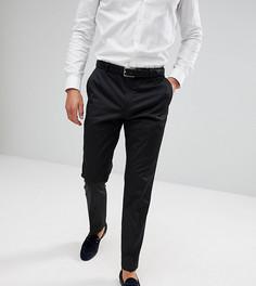 Супероблегающие брюки с мелким принтом Heart & Dagger - Черный