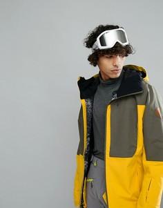 Горнолыжная куртка Quiksilver Ambition Solar Power - Желтый