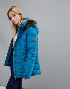 Синяя куртка Roxy Quinn - Синий
