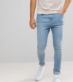 Обтягивающие джинсы Brooklyn Supply Co - Синий