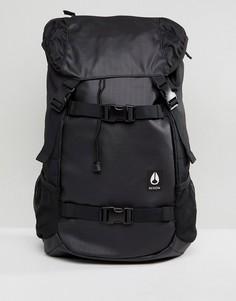 Черный рюкзак Nixon Landlock III - Черный