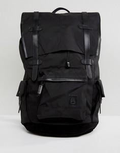 Черный рюкзак Nixon Boulder - Черный