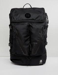Черный рюкзак Nixon Scripps II - Черный