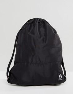 Рюкзак с затягивающимся шнурком Nixon Everyday II - Черный