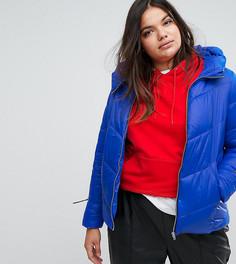 Дутая куртка Simply Be - Синий