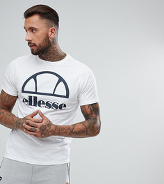 Белая футболка с круглым вырезом Ellesse Trista - Белый