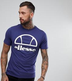 Темно-синяя футболка с круглым вырезом Ellesse Trista - Темно-синий