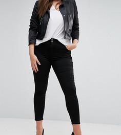Моделирующие джинсы скинни Simply Be - Черный