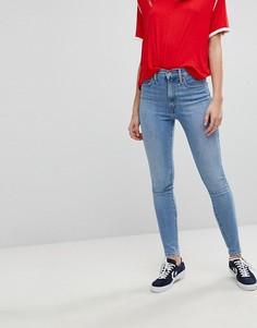 Супероблегающие джинсы Levis Mile High - Синий Levis®