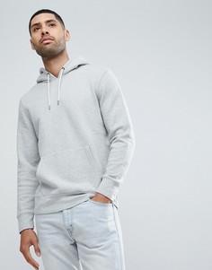 Серый худи с маленьким логотипом Levis Sportwear - Серый Levis®