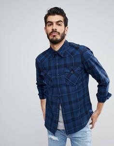 Рубашка в клетку с карманом Levis Sunset - Синий Levis®
