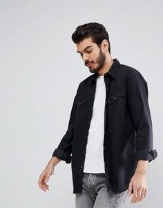 Черная рубашка в стиле вестерн Levis Barstow - Черный Levis®