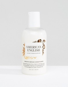 Веганский кондиционер American English Smooth Repair - Бесцветный