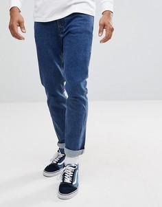 Узкие джинсы Levis Line 8 Botany - Синий