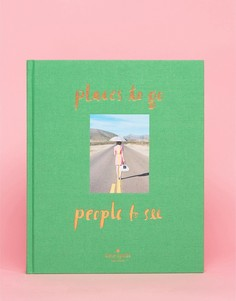 Путеводитель Places to Go People to see от Kate Spade - Мульти Books