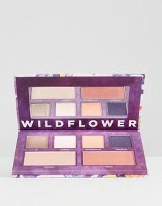 Палитра теней для век и румян ограниченной серии Sigma Wildflower - Мульти