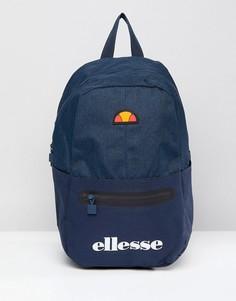 Темно-синий рюкзак с логотипом Ellesse - Темно-синий