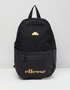 Черный рюкзак с логотипом Ellesse - Черный