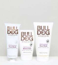 Набор средств по уходу за жирной кожей Bulldog эксклюзивно для ASOS - СКИДКА 24 - Бесцветный