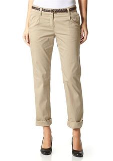 Комплект: брюки чинос + ремень BOYSENS