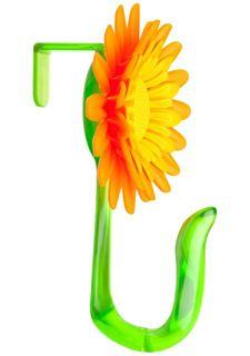 Крючок в комплекте (3 шт.) FLOWER POWER* VIGAR