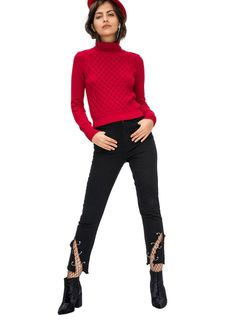 брюки джинсовые Befree