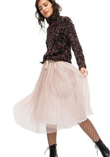 Купить женские юбки миди Befree в интернет-магазине Lookbuck 382006332e4