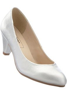 Туфли-лодочки (серебристый) Bonprix