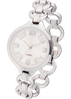 Наручные часы (серебристый) Bonprix