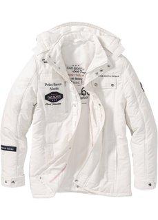 Куртка Regular Fit (кремовый) Bonprix