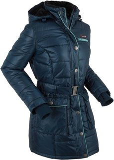 Стеганая куртка для активного отдыха (темно-синий) Bonprix