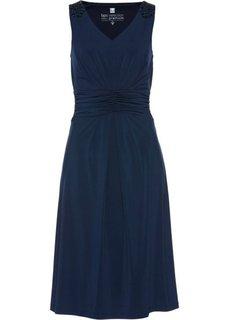 Вечернее платье (темно-синий) Bonprix