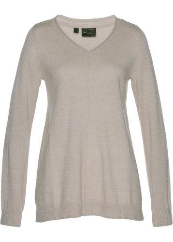 Пуловер (меланжевый натуральный камень)