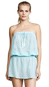 Melissa Odabash Adela Strapless Cover Up Dress