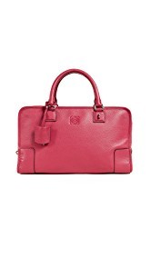 What Goes Around Comes Around Loewe Leather Amazona Bag (Previously Owned)