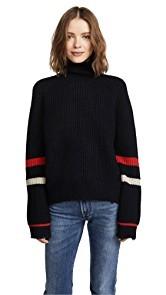 Zadig & Voltaire Zoe Turtleneck Sweater