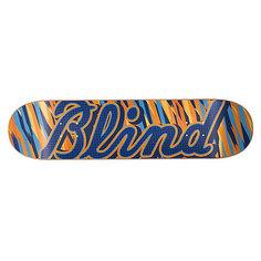 Дека для скейтборда для скейтборда Blind Sewa Shades Blue/Orange 31.7 x 8.25 (21 см)