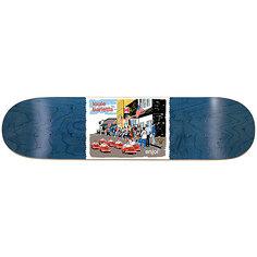 Дека для скейтборда для скейтборда Enjoi Barletta Dog Pooper Shriners 31.7 x 8 (20.3 см)