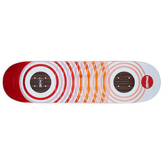 Дека для скейтборда для скейтборда Almost Cooper Og Trans Rings Ghost Impact 31.7 x 8.25 (21 см)