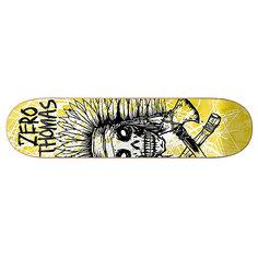 Дека для скейтборда для скейтборда Zero Thomas Dark Ages Impact Light 32.16 x 8.375 (21.3 см)
