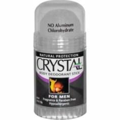 CRYSTAL Дезодорант Crystal Stick for men (ДЛЯ МУЖЧИН) 120 г