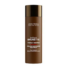 JOHN FRIEDA Средство для создания насыщенного и глубокого цвета темных волос в душе Brilliant Brunette VISIBLY DEEPER 150 мл